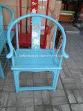 Cadeira Home pintada do hotel da mobília de China mão antiga oriental