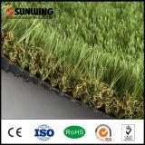 Fabrik-Großverkauf-Anti-UVgrüne Plastikgras-Matte für Hausgarten