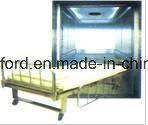 Подъем кровати комнаты машины с безволосой нержавеющей сталью