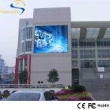 Alta visualizzazione di LED esterna luminosa del Governo P8 del ferro di colore completo di SMD