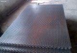 建物の正面のAnpingの工場のための高品質の装飾的なアルミニウムによって拡大される網