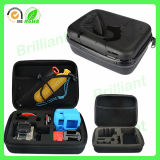 Durable su ordinazione Shockproof Gopro Carry EVA Bag con Zipper