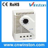 Stego 온도 조절기 세륨을%s 가진 조정가능한 콤팩트 DIN 가로장 보온장치