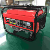 Potência Value Taizhou Hot Sale 2.5kw Portable Open Single Phase Gasoline Generator