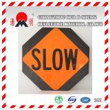 Highway Road Safety Sign Guiding Sign (TM1800)를 위한 아크릴 High Intensity Grade Reflective Material Vinyle