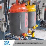 Máquina de molde de derramamento da corrente chave do poliuretano