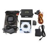 Traqueur Tk104 de GPS imperméable à l'eau avec la longue vie de la batterie de temps d'attente