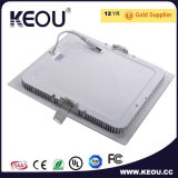 12W het plafond Light LED Panel Light 5inch LED Panel Light van LED