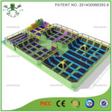 O parque o mais novo do Trampoline do projeto (0453C)