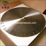 강철 코어 (350-600mm)를 가진 CB-3 다이아몬드 화강암 잎