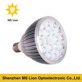 18*3W PAR38 18PCS LEDs LED는 빛을 증가한다