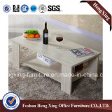 居間の家具1.2mのメラミン茶コーヒーテーブル(HX-6M309)