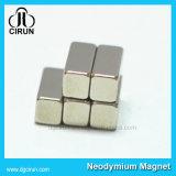 Magneet Neodyium van de Vorm van het Blok van de douane de Sterke N35 voor Windmolen