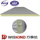높은 Quality 및 Easy Installation EPS/PU/Polyurethane Sandwich Panel