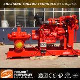 Pompa ad acqua standard di lotta antincendio del motore diesel Nfpa20/pompa antincendio