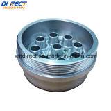 Kundenspezifisches Aluminum Die Casting Precision Casting für LED Lampe-Socket