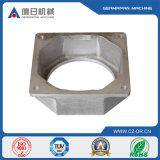 Carcaça de areia de alumínio da precisão com fazer à máquina do CNC