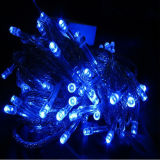 corda feericamente popular da estrela do diodo emissor de luz 300LEDs de 30m de feriados do Natal