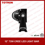 "13.5 "" 72W Curved van Road LED Light Bar met CREE LEDs (TLB3072X)"