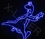 1W de enige Blauwe Projector van de Laser van de Laser van de Animatie van de Kleur Lichte, Binnen