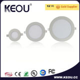 Ultra dünne Leuchte des LED-Leuchte-dünne Panel-LED