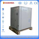 Pompa termica a terra di sorgente per il riscaldamento della stanza e l'acqua calda di vita
