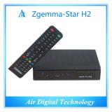 Estrela combinado H2 de Zgemma do decodificador da tevê do T2 HD de DVB S2 DVB