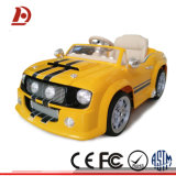 Plastic Electric RC Kid Ride on Toy Car