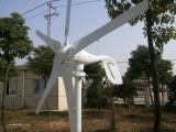 600W Windgenerator mit Sonnenkollektor Hybrid System (100W-20KW)