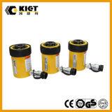 Série à simple effet de Rch de cylindre hydraulique de cylindre creux de plongeur