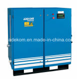 공기는 냉각했다 회전하는 기름에 의하여 기름을 바른 기업 나사 공기 압축기 (KB18-08)를