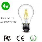 2015년 Edison 4W A60 Dimmable LED Filament Bulb (BLF064-041)