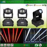 LEIDENE Sale/10W van de Fabriek van China de Directe Mini Bewegende HoofdVerlichting van de Straal/Lichte RGBW