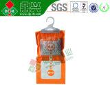 Il cloruro di calcio d'attaccatura dell'essiccatore 248g del guardaroba borda l'assorbitore dell'umidità