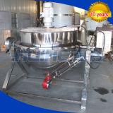 Паровая Отопление наклона рубашкой чайник (50-1000L)