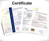 Tipo rotatorio cortacéspedes de los cortacéspedes de la certificación del CE de la cara del alimentador
