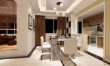Beliebte White & Black Tile für Hauptdekoration