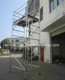 装飾のための安いセリウムのアルミニウム足場移動式タワー
