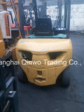 2006 ~ 2009 Mini Ready-to-Work Komatsu 3ton-Load Usado Japan-Original Empilhadeira de paletes