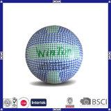 Volleyball en cuir officiel de PVC de taille normale