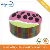 Круглая коробка пакета печенья коробки (QYZ164)