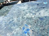 Interior DecorationのためのLemurian Blue Granite Slab
