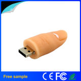 Funny Promotional Gift Finger PVC Memory Stick