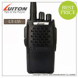 De traditionele Bidirectionele RadioVHF/UHF Walkie-talkie van de Spaander Lt.-135