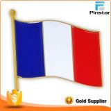 Pin BRITÁNICO de la solapa de las banderas nacionales de los E.E.U.U. Francia