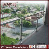 バルコニーの緩和されたガラスの柵デザイン(DMS-B2131)