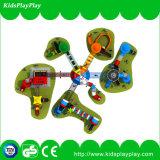 Im Freienspielplatz-Geräten-Spielplatz-Gefäß-Spirale-Plättchen