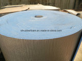 Aislante termal de la hoja del material de aislante de calor de la espuma del papel de aluminio XPE