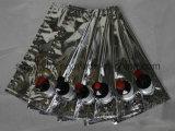 Aluminiumfolie-Beutel im Kasten