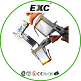 Batterij van het Polymeer van het Lithium van Exc906090 6000mAh de Navulbare voor de Lezer van de Kaart